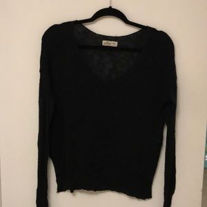 HOLLISTER black sweater